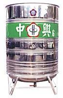 開口型不鏽鋼水塔
